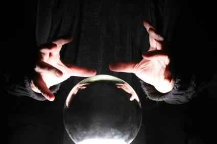 Bola de cristal nas finanças pessoais