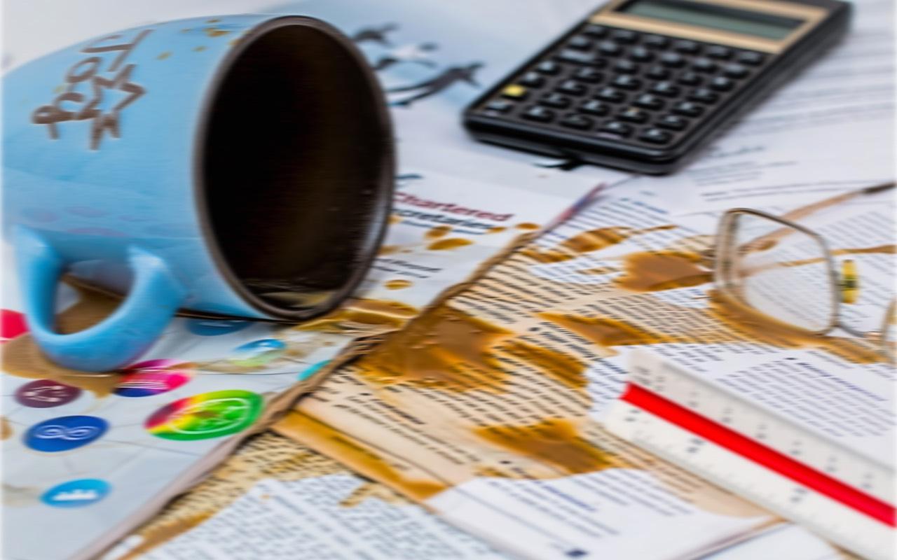 Quais os erros mais comuns no planejamento dos gastos comprometidos