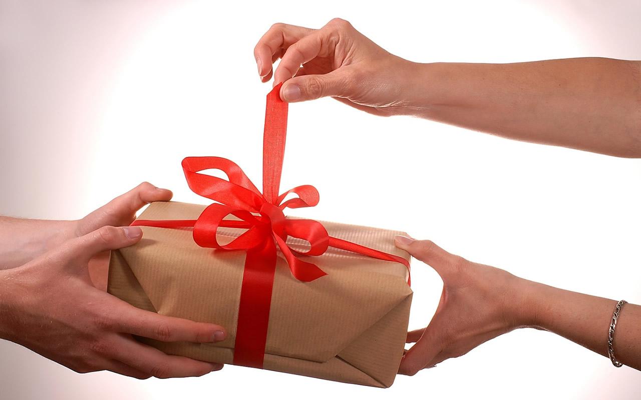 Presentes simples para o Natal