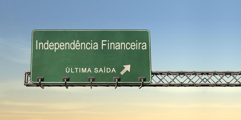 Independência financeira: última saída.