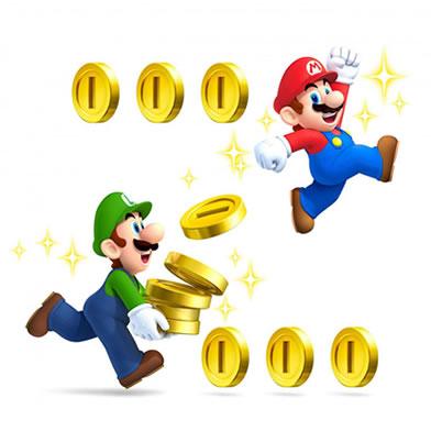 Super Mário e Luigi descobrindo o que é acumulação de capital