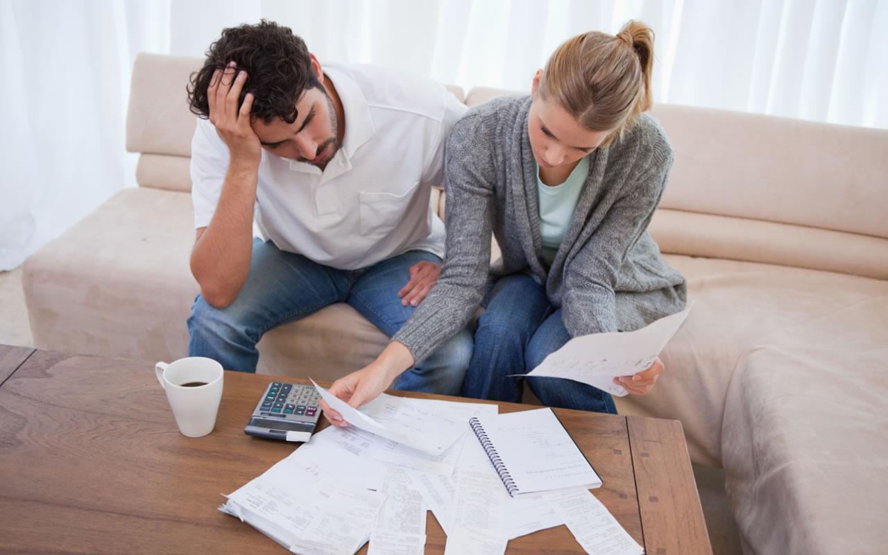 9 erros graves e comuns no controle financeiro pessoal